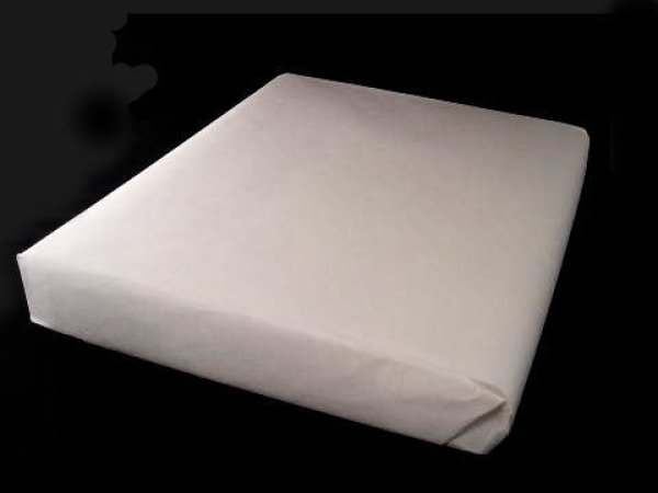 画像1: 練習・作品用半切 源氏 100枚(手漉画仙紙) (1)