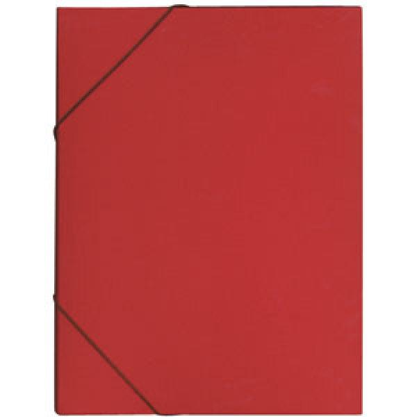 画像1: 半紙収納ケース えんじ (1)