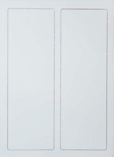 画像1: 罫線入手漉半紙 白雲2行100枚 (1)