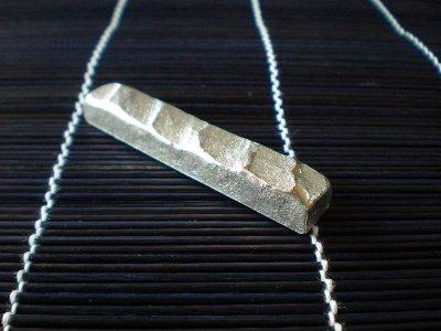 画像2: 錫製高級筆置